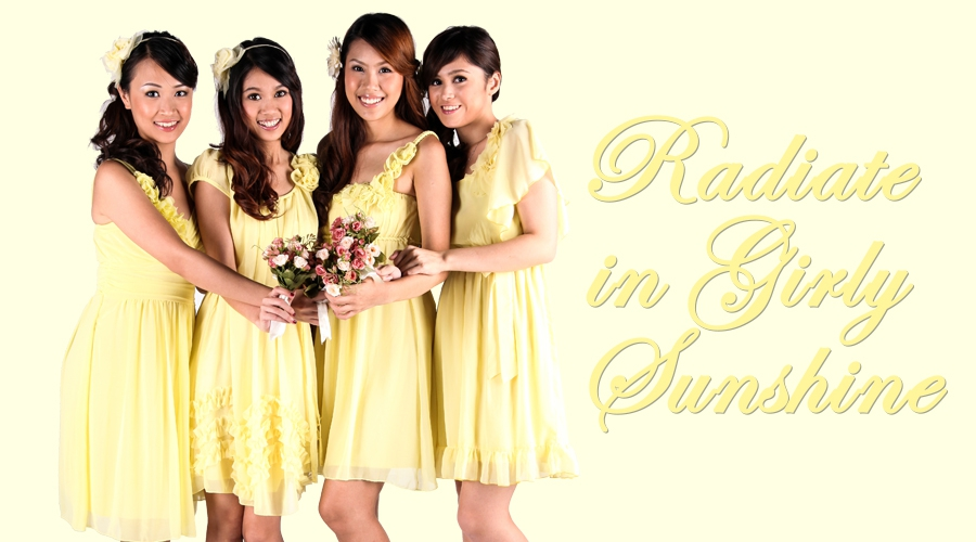 4Radiate in Girly Sunshine